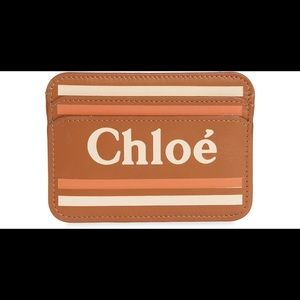 Chloe card holder